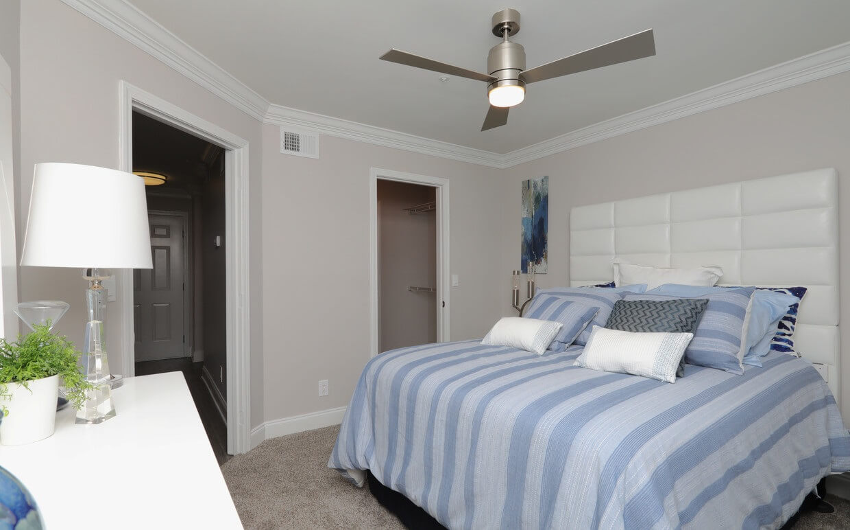 Arbor Gates at Buckhead bedroom.